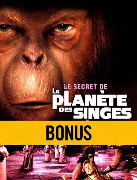Le secret de la planète des singes, le bonus
