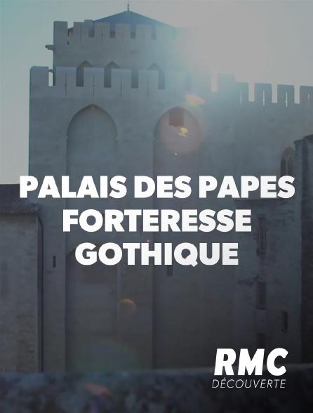 RMC Découverte - Palais des papes, forteresse gothique