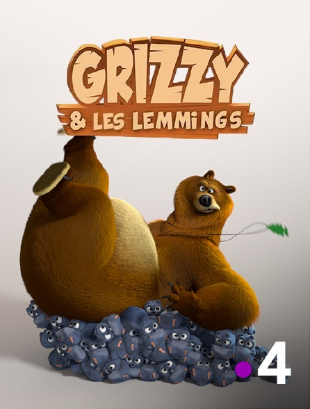 France 4 - Grizzy et les lemmings