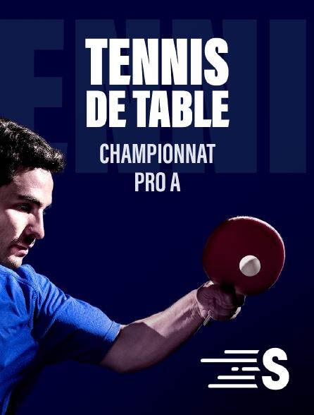 Sport en France - Tennis de Table championnat Pro A