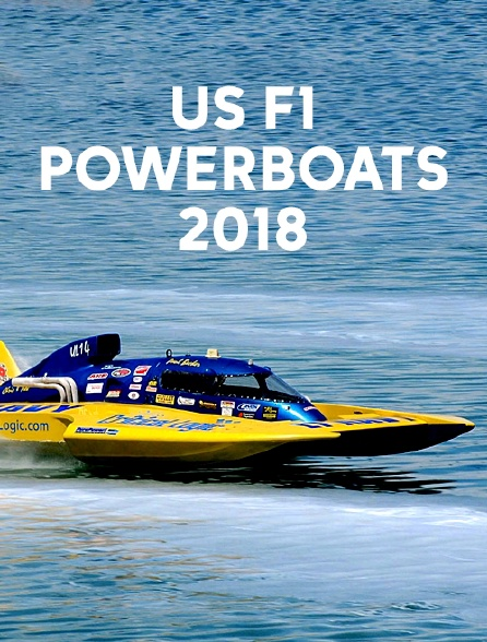 US F1 Powerboats 2018