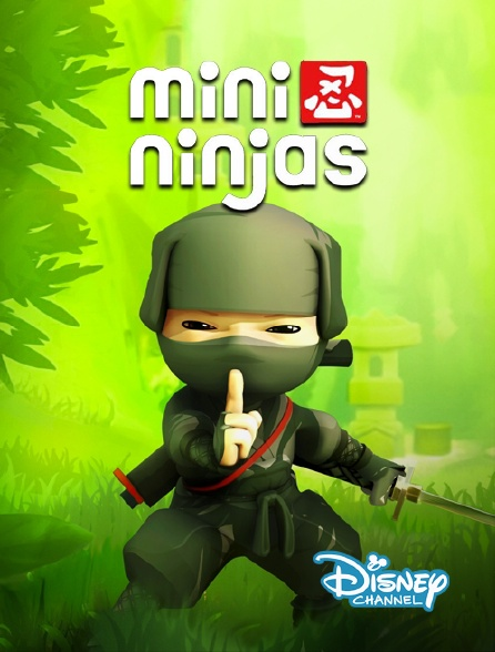 Disney Channel - Mini ninjas