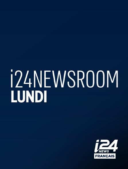 i24 News - i24news Room Lundi