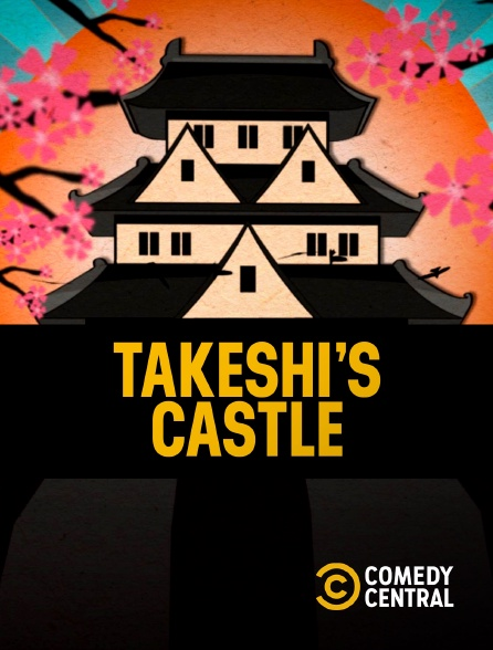 Comedy Central - Takeshi's Castle
