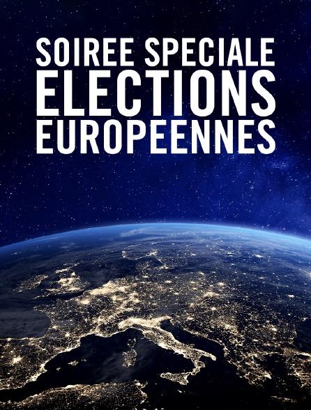 Soirée spéciale élections européennes