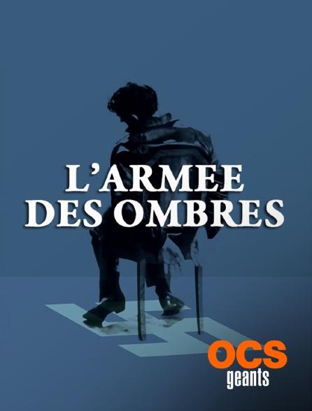 OCS Géants - L'armée des ombres