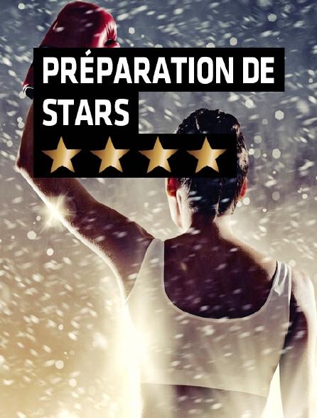 Préparation de stars