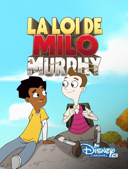 Disney Channel +1 - La loi de Milo Murphy