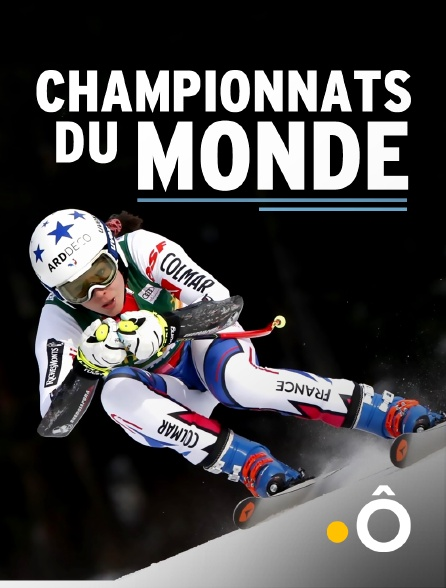 France Ô - Championnats du monde de ski en replay
