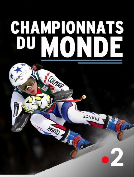 France 2 - Championnats du monde de ski