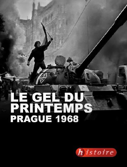 Histoire - Le gel du printemps, Prague 1968