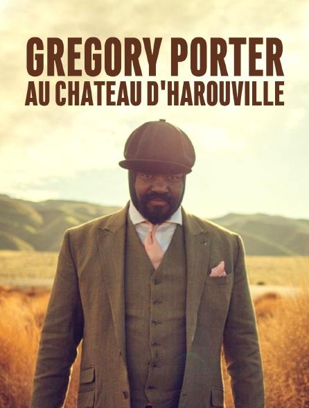 Gregory Porter au château d'Hérouville