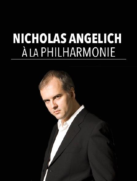 Nicholas Angelich à la Philharmonie