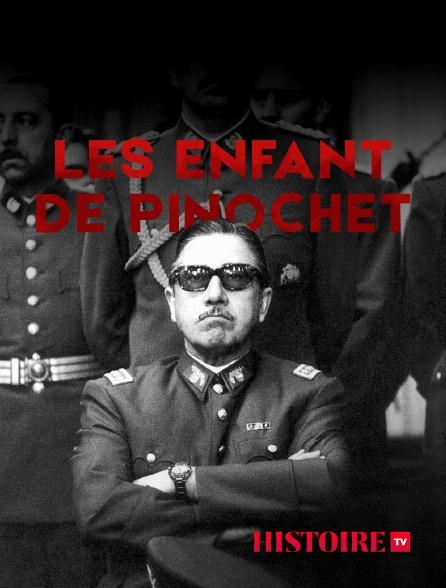 HISTOIRE TV - Les enfants de Pinochet