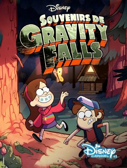 Disney Channel +1 - Souvenirs de Gravity Falls
