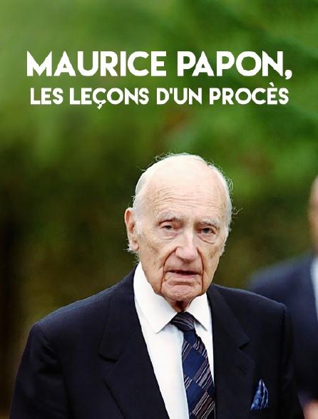 Maurice Papon, les leçons d'un procès