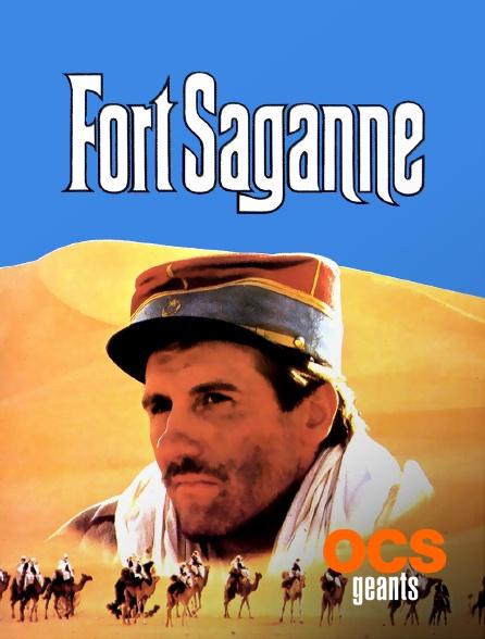 OCS Géants - Fort Saganne