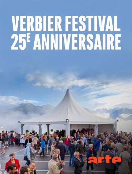 Arte - Verbier Festival, 25e anniversaire