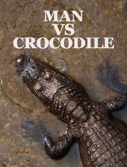 Man vs Crocodile