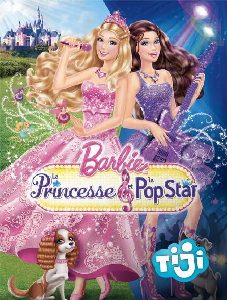 TIJI - Barbie : la princesse et la popstar