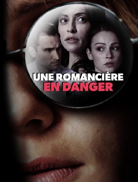 Une romancière en danger