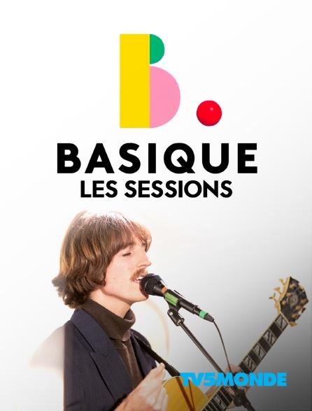 TV5MONDE - Basique, les sessions