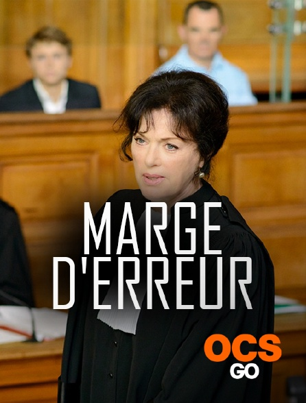 OCS Go - MARGE D'ERREUR