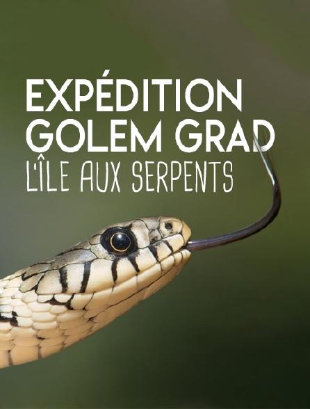 Expédition Golem Grad, l'île aux serpents