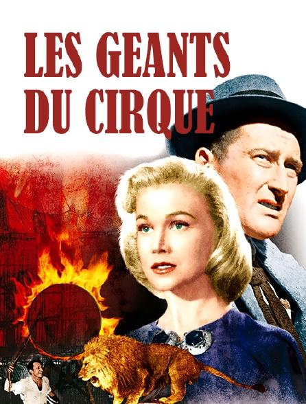 Les géants du cirque