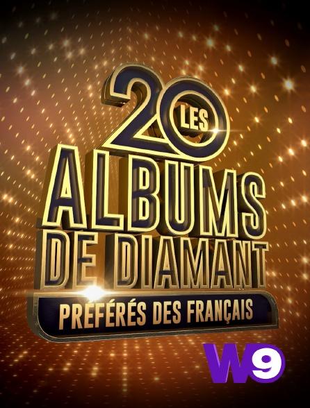 W9 - Les 20 albums de diamant préférés des Français