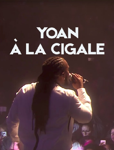 Yoan à La Cigale