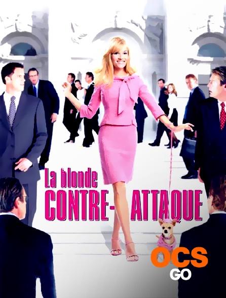 OCS Go - La blonde contre-attaque