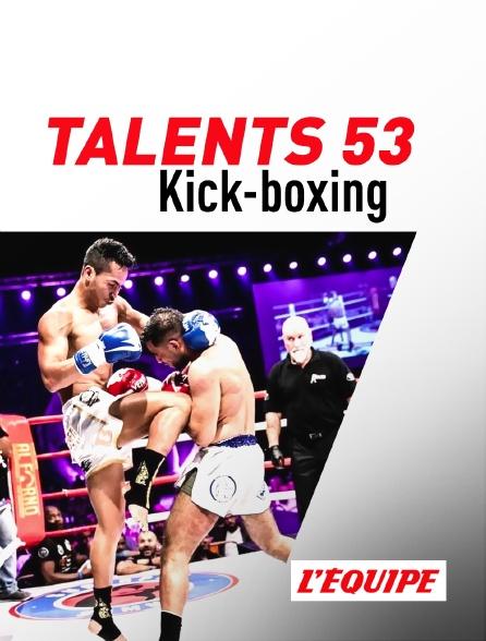 L'Equipe - Talents 53