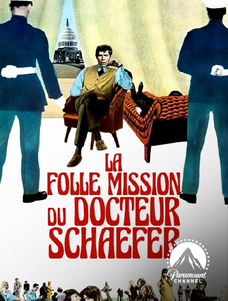 Paramount Channel - La folle mission du docteur Schaefer