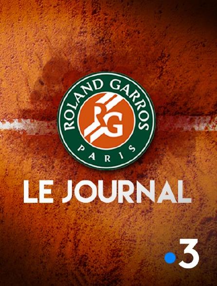France 3 - Le journal de Roland-Garros