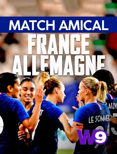 W9 - Match amical féminin