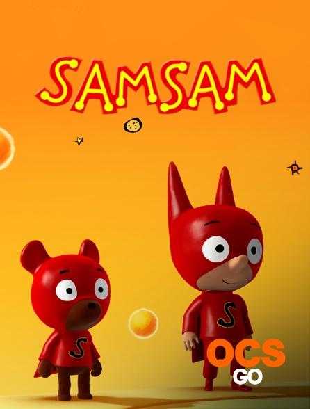 OCS Go - Sam Sam