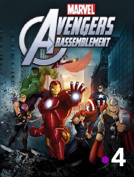 France 4 - Avengers Rassemblement