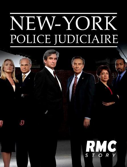 RMC Story - New York police judiciaire