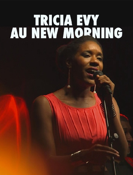 Tricia Evy au New Morning