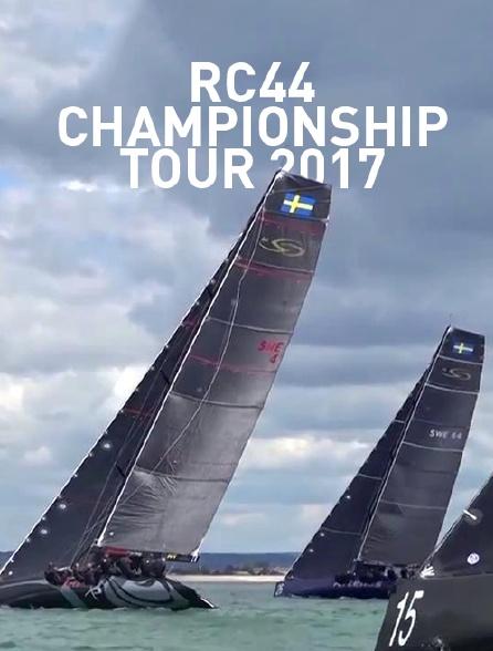 RC44 Championship Tour 2017
