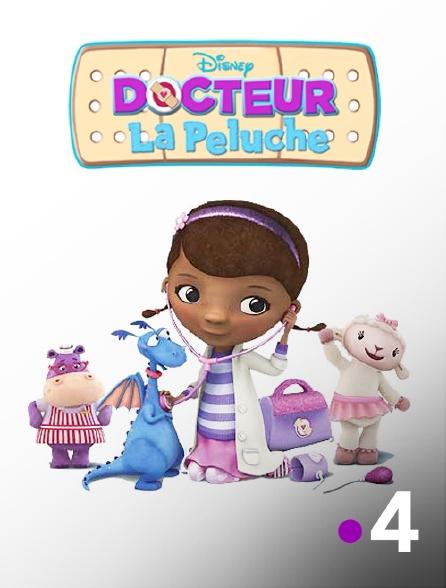 France 4 - Docteur La Peluche