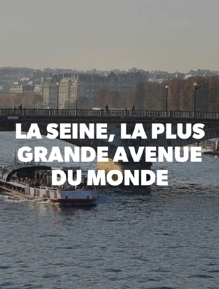 La Seine, la plus grande avenue du monde