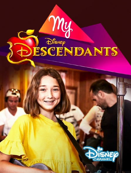 Disney Channel - My Descendants