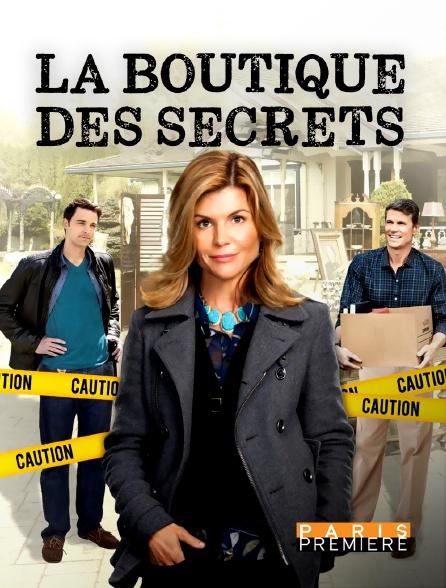 Paris Première - La boutique des secrets