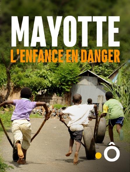 France Ô - Mayotte : l'enfance en danger