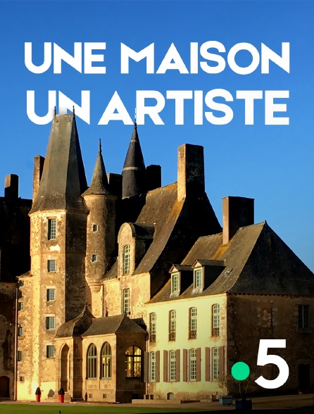 France 5 - Une maison, un artiste