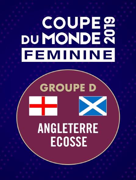Football -  Coupe du monde féminine : Angleterre / Ecosse