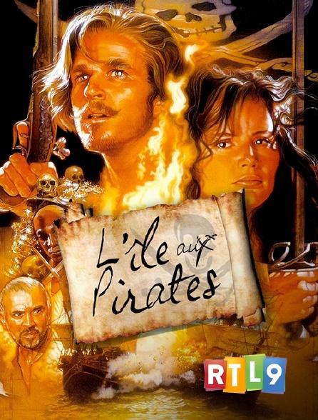 RTL 9 - L'île aux pirates