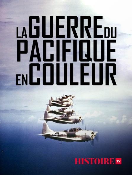 HISTOIRE TV - La guerre du Pacifique en couleur